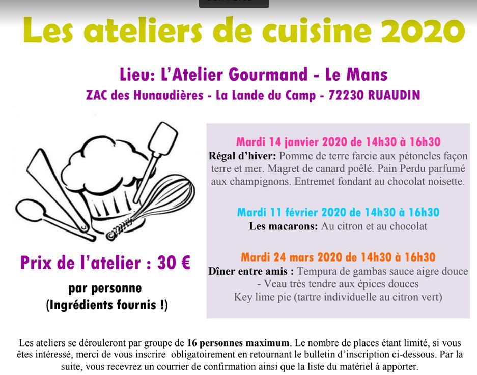 2020 ateliers cuisine federation