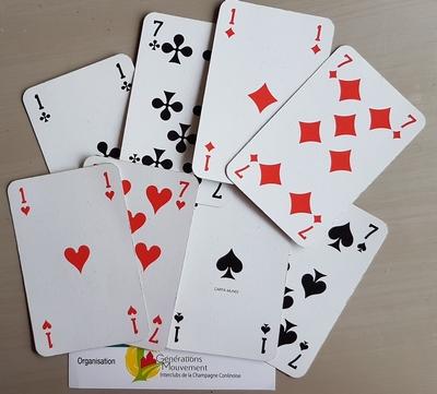 Cartes manille 17